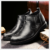 lx20057a 2018 factory price fashion genuine leather vintage martin dress shoes for men