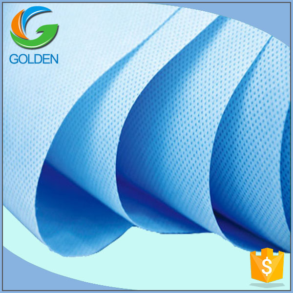 high quality pp spunbond nonwoven PP nonwoven felt/ Golden Supplier Customized 100% PP Spunbond Nonwoven fabric