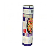 China guangdong food packaging pet lamination plastic roll film