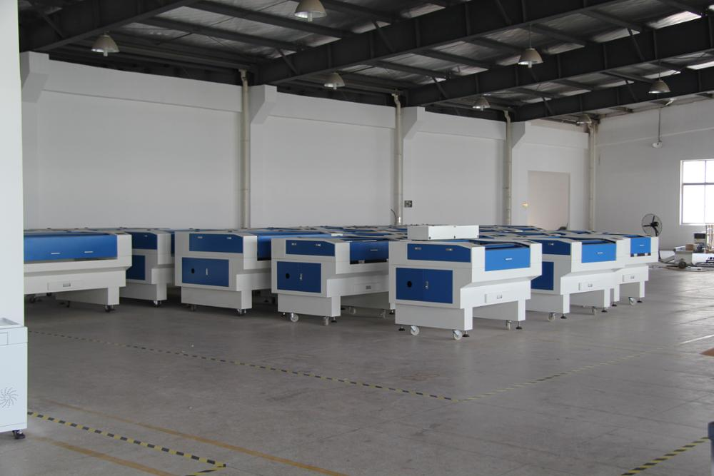 Suzhou Chanxan CW-1610 laser cutting machine