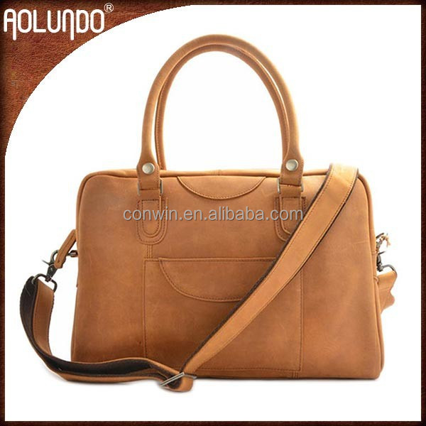 Ladies Genuine Leather Cross Body Tote Bags