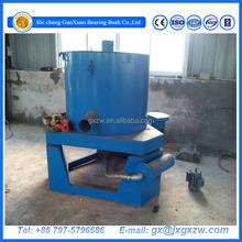 High recovery mineral separation machine mini centrifugal gold concentrator