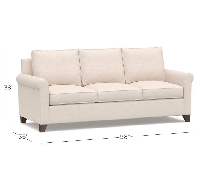Home furniture American style fabric 3 seat sectional living room sofa set