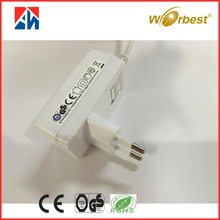 plug-in class 2 transformer adapter 24v 0.5a ac/dc led power adaptor 12w switching power supply