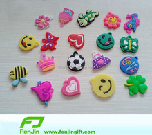 pvc rubber kawaii charms jibbitz