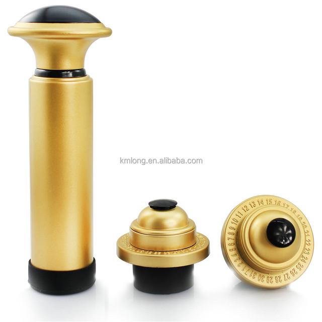 unique air vacuum pump wine opener air pressure bottle opener