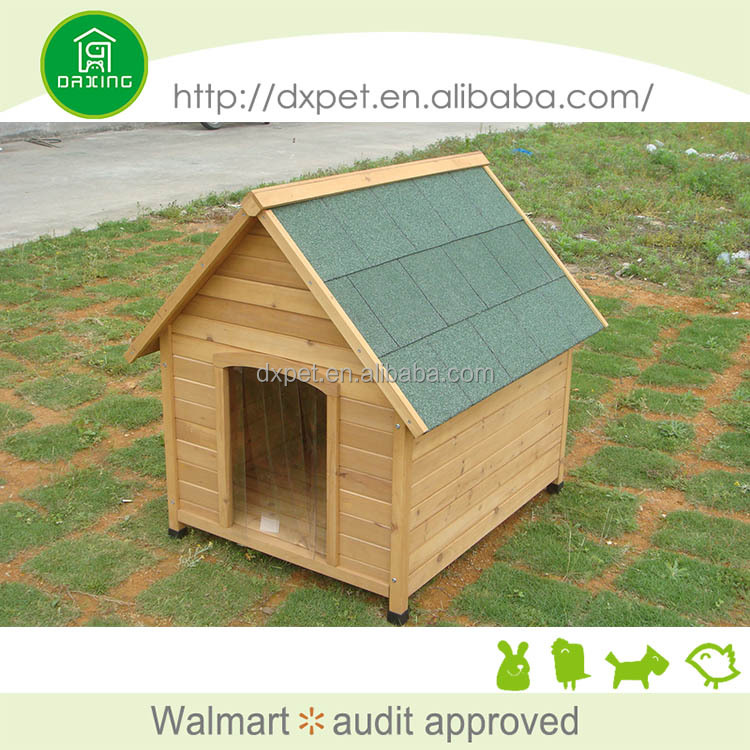 Insulated large outdoor waterproof wholesale dog kennel for sale