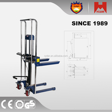 CYSE heami jinhua ryder made in china stacker /pallet stacker for material handling equipment