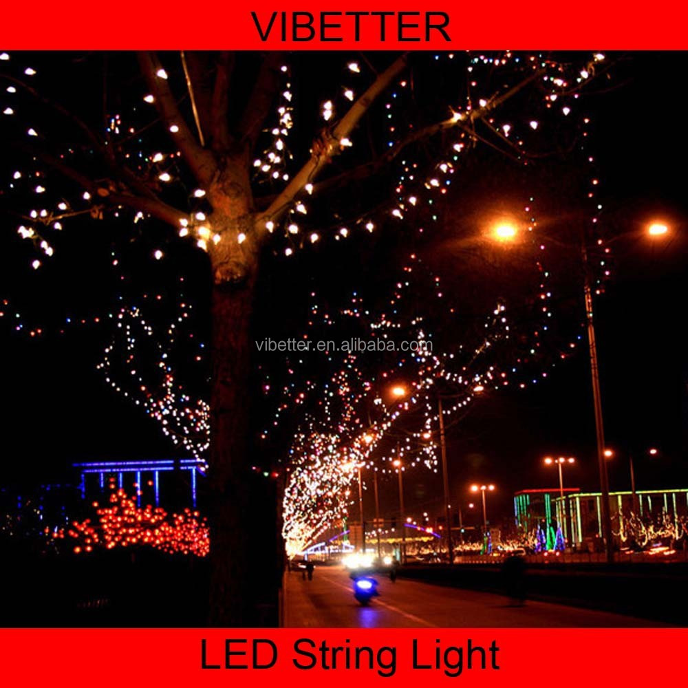 wholesale button battery operated High Quality outdoor fairy led string lights