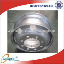 11.75*22.5 Truck Steel Tubeless Wheel Rim Exporters