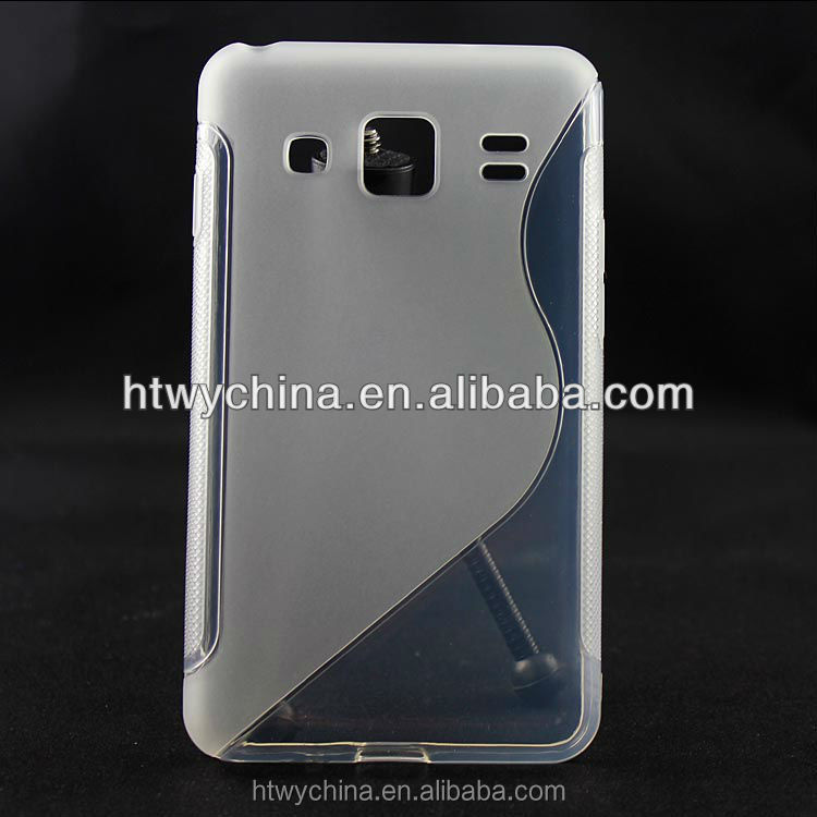 Fashion High Quality S-line tpu cases For Samsung Galaxy S4 SHOWKOO