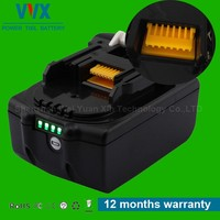 Brand new cordless drill rechargeable battery for makita BL1815 battery replacement