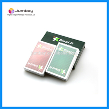 Hot new products professional maker adult poker playing cards