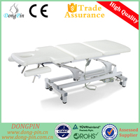 physical therapy appliance massage treatment beds