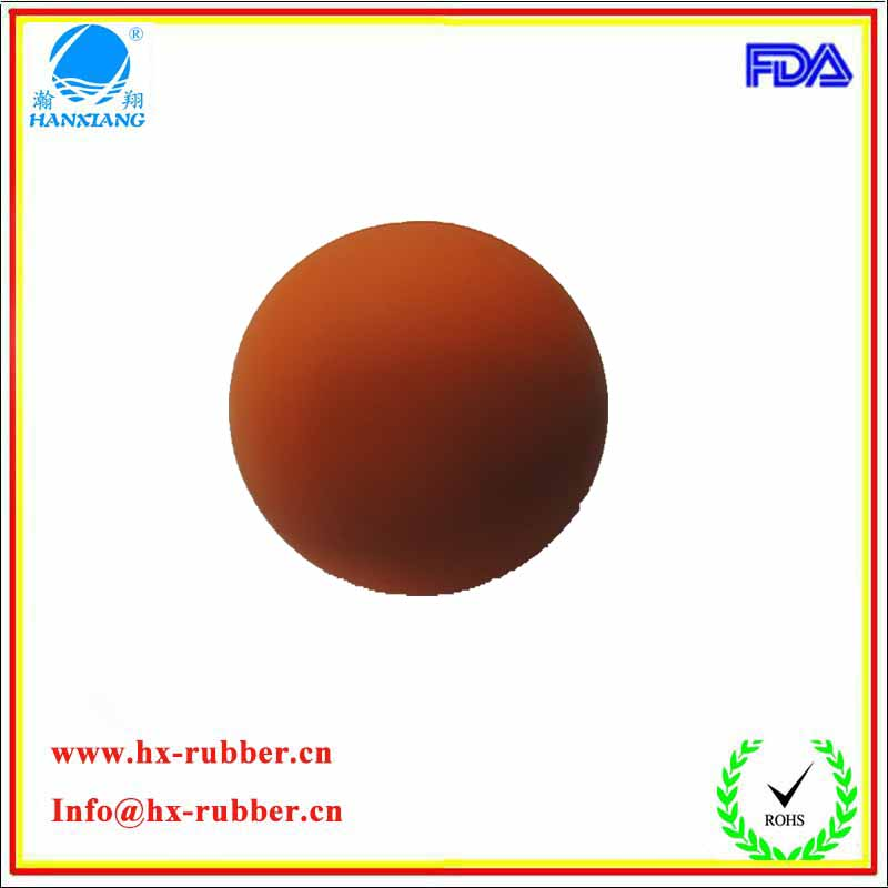 Factory Made Excellent Bouncing Silicone Rubber Ball