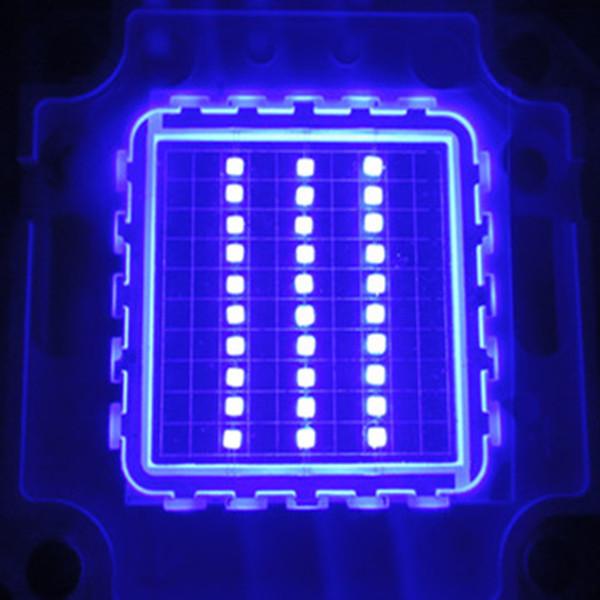 Led High Power 30W 470nm Blue Light Source Chip