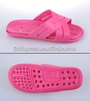 Once Injection fur close toe slipper for footwear and promotion,light and comforatable