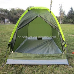 1 person single layer outdoor travel camp tent