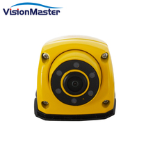 1080P vision night vehicle waterproof camera for school bus cctv system