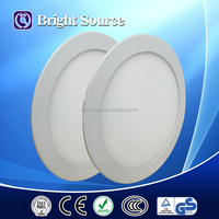 flat led panel light 9w 12w