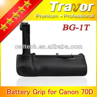 For cannon 70D battery grip digital camera