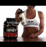 Whey Protein Drink Powder Shake Gym Muscle Body Building Protien Food Supplements