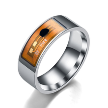 Smart <strong>Rings</strong> NFC Multifunctional Waterproof Intelligent <strong>Ring</strong> Magic Digital Android Smart <strong>Ring</strong>