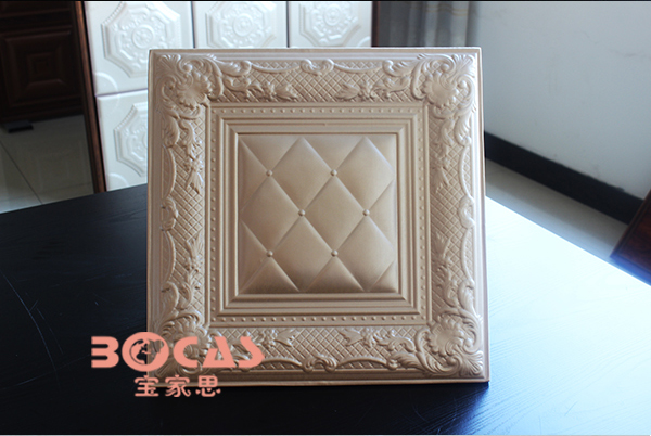 Thin Slab Stone Form and Solid Surface Artificial Stone Type 3d texture wall panel