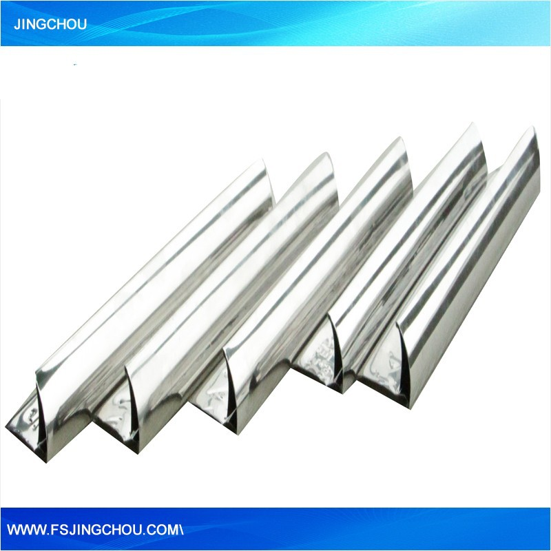 Hot selling customized aluminum angle tile trim for Israel