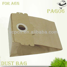 vacuum cleaner paper dust bag fit aeg (PAG06)