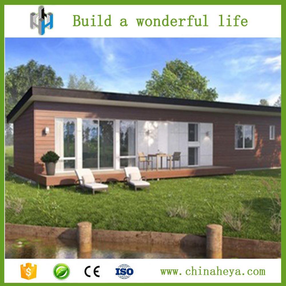 Playa casa prefabricada de madera de f cil montaje casas - Montaje casa de madera ...