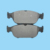 High Quality Performance D1652 Auto Brake Pad For Car