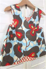 CONICE NINI Chinese Imported Kids Summer Flower Dress For Children