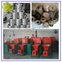 High Capacity Charcoal Making Machine From Wood Dust,Wood Waste Charcoal Briquette Machine