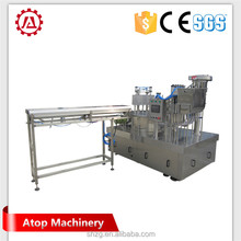 new design aseptic pouch filling machine with low price