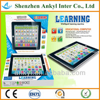 2015 Hot Toys Learning Tablet Learning English Conversation