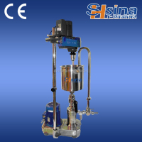 Lubricating Oil/Graphene High Shear Homogenizer,Mixer,Emulsifier
