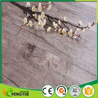 Popular anti-slip waterproof recycled plastic wood plank