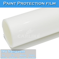 CARLIKE Fast Delivery Anti-scratch TPU Material Paint Protection Film For Car