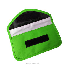 Radiation Shield RFID Travel Bags For Cell Phone Signal Blocking