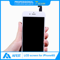 Mobile Phone LCD Display For iPhone6 Digitizer Assembly ,tempered glass screen protector for iphone 6 ,lcd for iphone 6