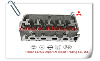 MITSUBISHI 4G13 Cylinder head MD344160 for Mitsubishi Colt/Lancer/Carisma Space star 1299cc 1.3L SOHC 16v