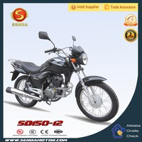 Made in China Good Reputation Street Bike 150CC CG 150 Titan Mix Motorcycle SD150-12