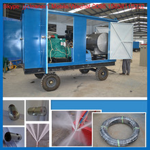 industrial high pressure cleaning machine