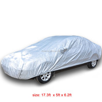 Size XXL 530x155x190cm Sun UV Dust Proof Resistant Outoor Indoor Car Cover