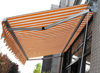 gazebo used aluminum retractable awnings for sale