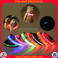 High demand export products Newest 2015 Hot Products Flashing Remote Pet Training Collar