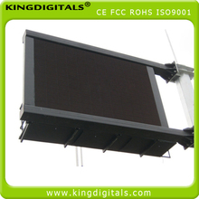 variable information board 10mm pixel led eletronic billboard reaching IP68 waterproof class