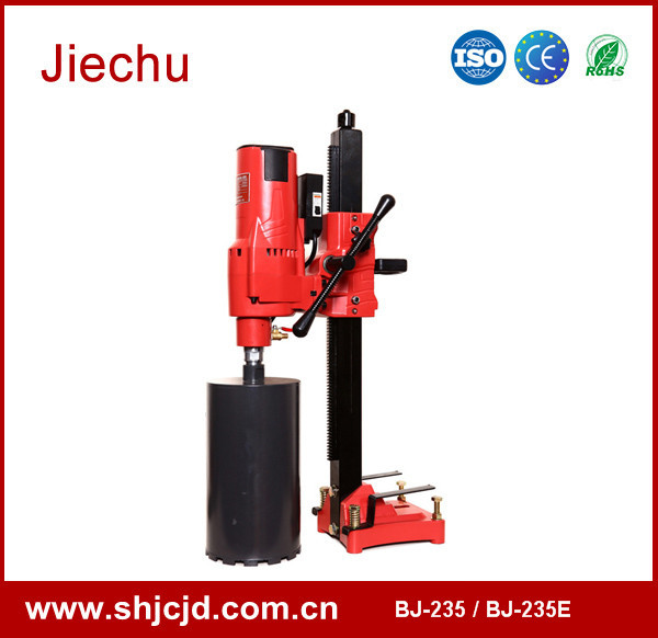 BAOJIE Reinforced Diamond Core Machine,Drill Hole Concrete Drilling BJ-235E