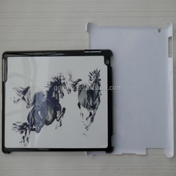sublimation phone case for ipad 2,for iphone case
